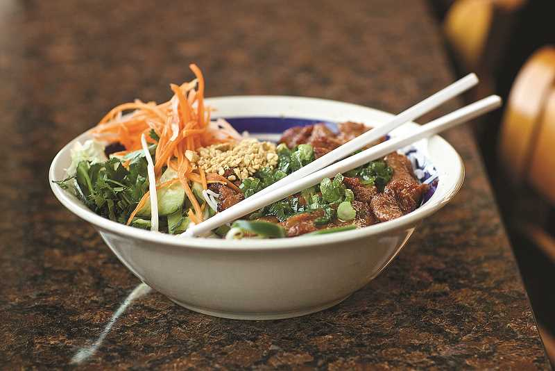 There's something for everyone at Pho Nam Vietnamese Noodle