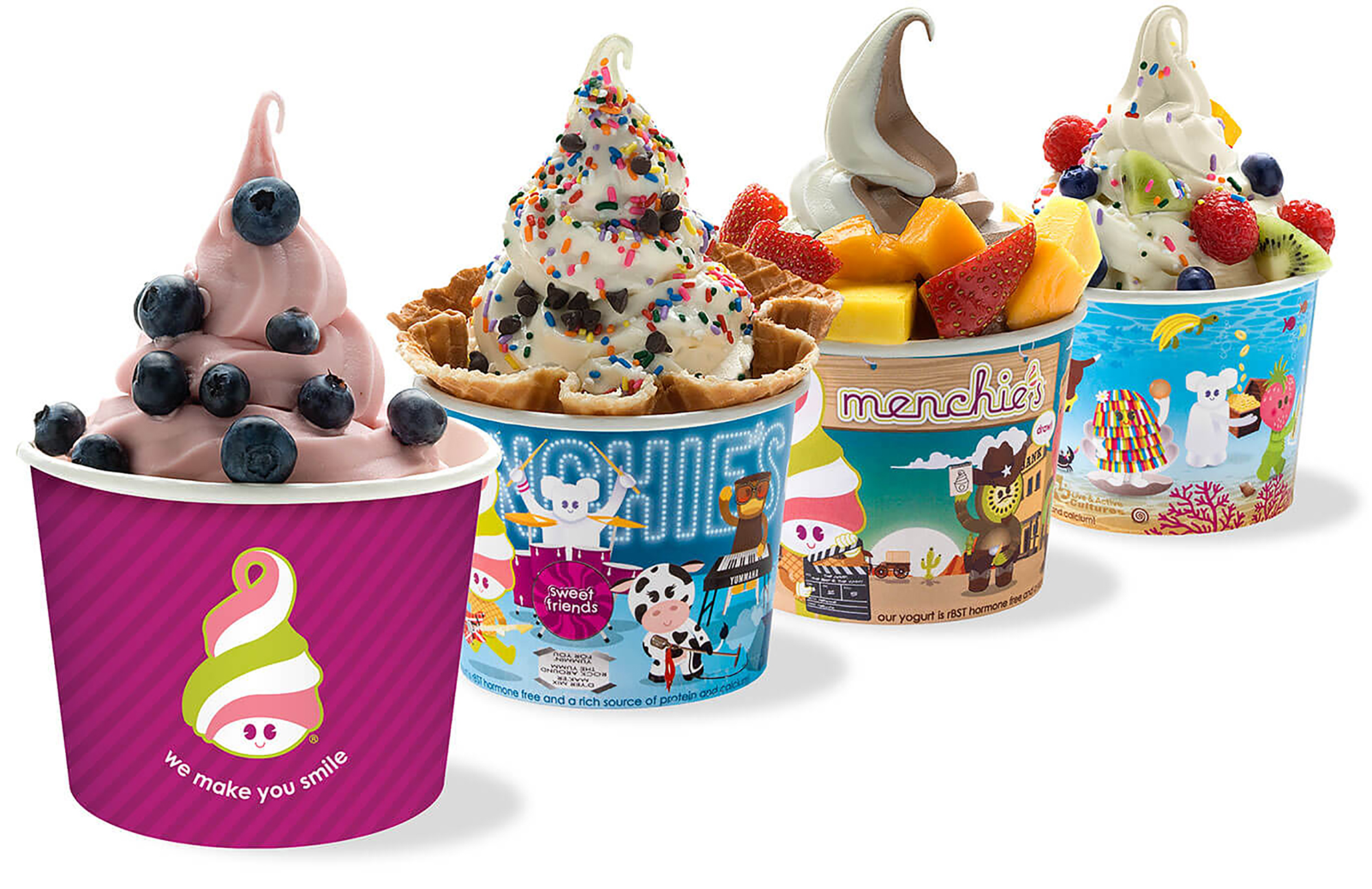 Menchie's Frozen Yogurt at Progress Ridge TownSquare
