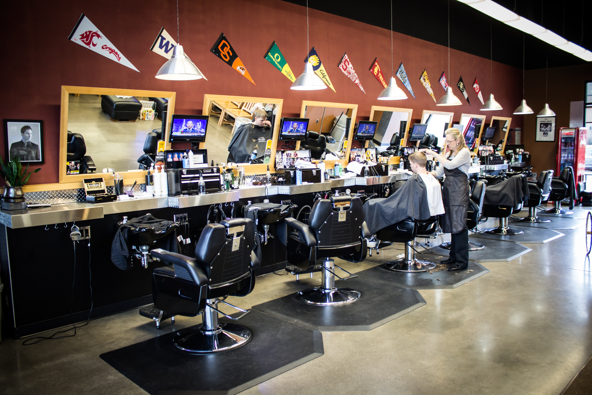 The Barbers at Progress Ridge TownSquare