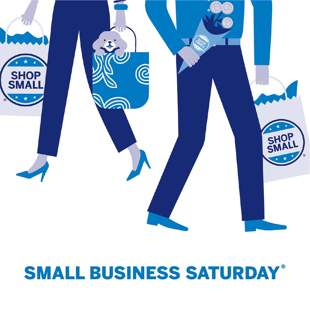 Small Business Saturday Ad