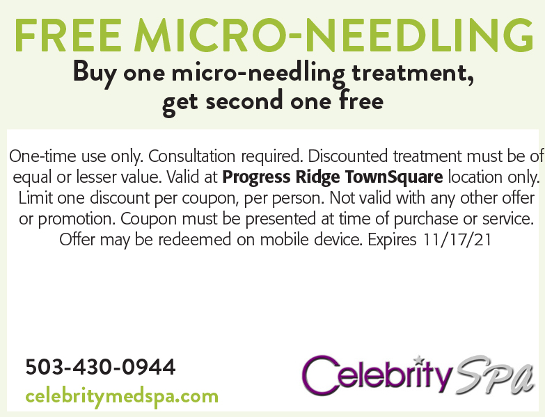 Celebrity Spa online coupon