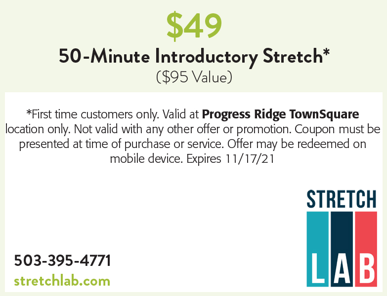 StretchLab online coupon