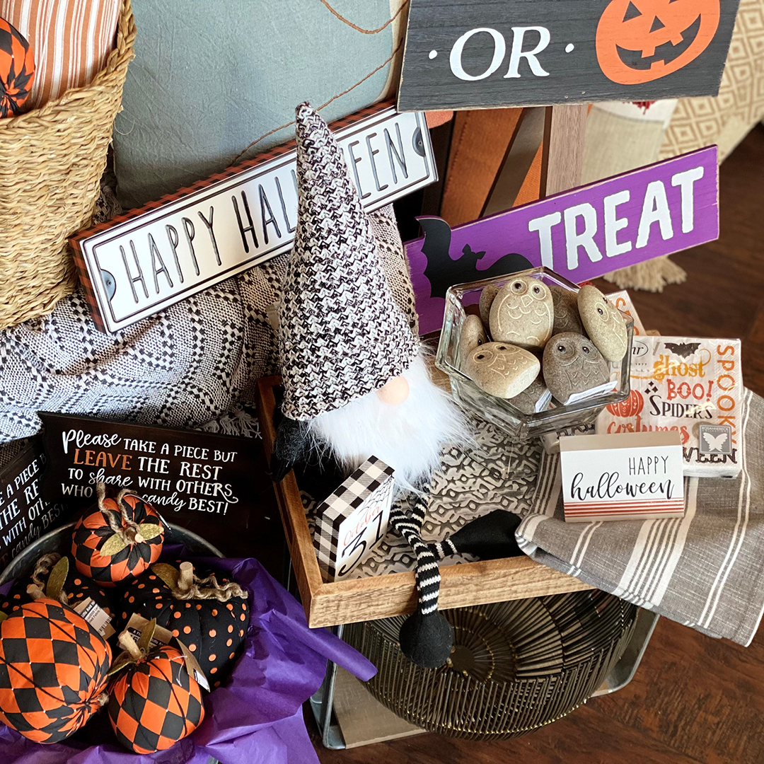 A Flair for Gifts & Home - Halloween and Fall Decor